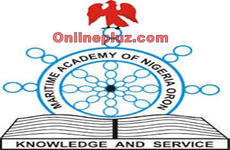 2014/2015 Maritime Academy Oron Admission List image