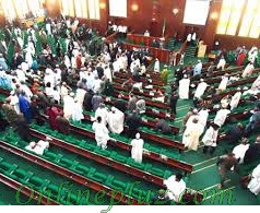 Lawmakers sign Goodluck Impeachment