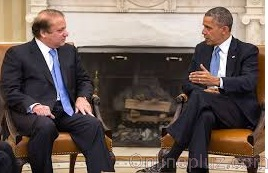 Nawaz and Obama Discuss Bilateral Relation