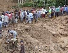 Indonesian Landslide
