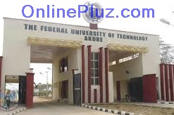 FUTA Supplementary Admission List
