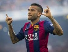 Dani Alves new contract