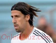 Juventus sign Sami Khedira