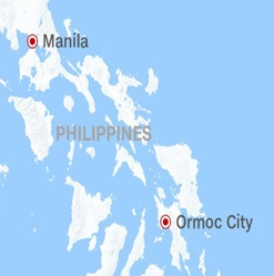 A boat Turned Upside Down in Philippine - A boat that is transporting 173 passengers has turn upside down in the central Philippines, minutes after leaving port.