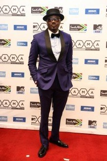 Photos Of Nigerian Music Stars in MAMA 2015