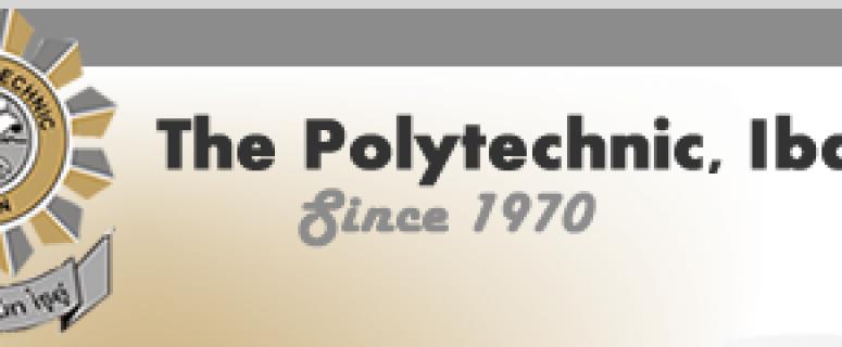 Poly Ibadan 2015/2016 ND/HND/Post- HND