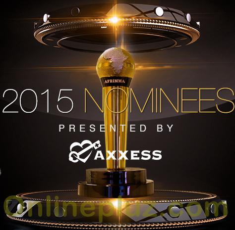 AFRIMMA 2015 AWARD