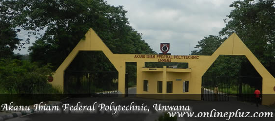 2015/2016 UNWANA Post Utme Result