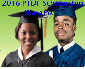 2016 PTDF Scholarship