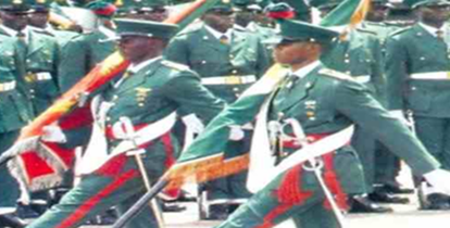 Nigerian Army 74RRI Date of Pre-Screening Exam