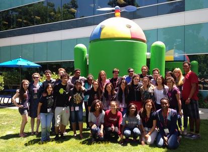 Google Scholarships and Programs