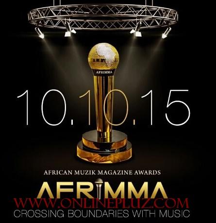 2015 African Muzik Magazine Awards Winners