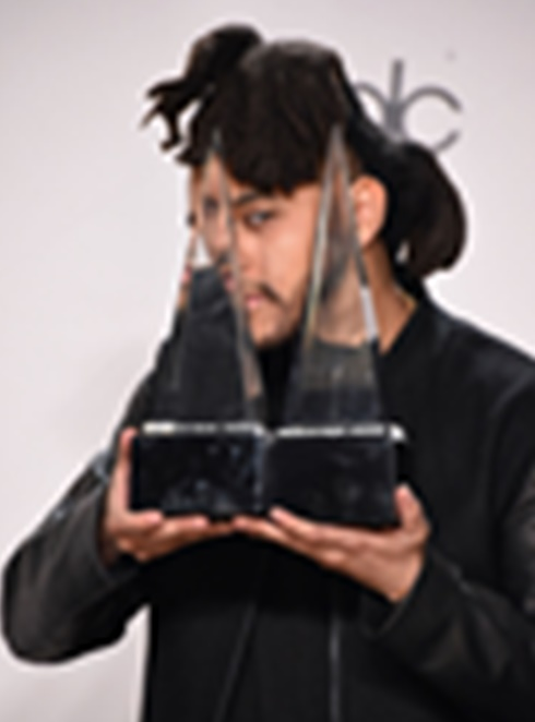 2015 American Music Awards Winners