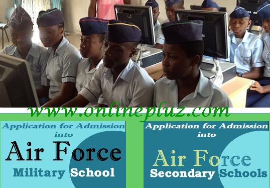 Air Force Military Secondary Schools