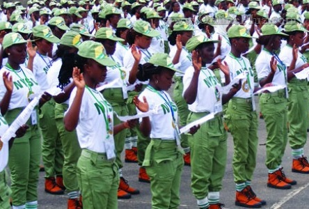 NYSC 2016 Batch A Mobilization
