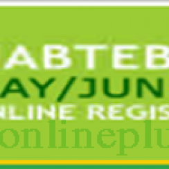 NABTEB 2016 Registration Form