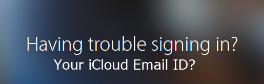 Recover Lost iCloud Email ID