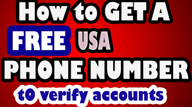 Free United State Virtual Phone Number