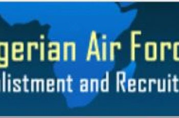 Nigerian Air Force 2016 Successful Candidates List
