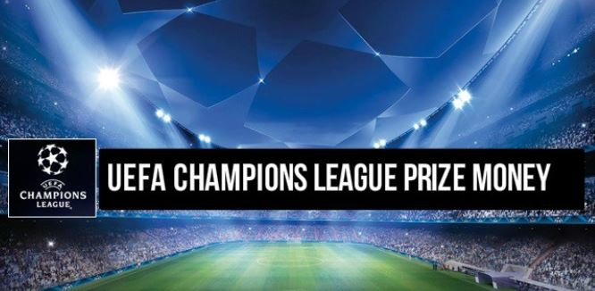 2016 UEFA Champions League Prize Money How much Real Madrid and Atletico earn in Champions League prize money As Real Madrid has defeated Atletico in the final of 2016 Champions League, what comes in the mind of football fans is how much will be paid to the UEFA Champions League winner and also UEFA Champions League Prize Money. UEFA Champions League Prize Money is the most highest paying competition in the world. All the 32 participating clubs, including the ones that were knockout in the champions league qualifying rounds. According to the tv rights money distribution system used by UEFA, we were able to calculate the awsome prize of UEFA Champions League Money that was paid to Real Madrid and Atletico. We discovered that the Champions League 2015-2016 season's total prize money pool is around €1.257 billion. How much Did Real Madrid and Atletico earn in Champions League prize money Real Madrid are entitled to around €40.6 million in market pool money plus €53.4m in performance based money, while Atletico gets €35 million in market pool plus €47m in performance based making grand total of €82 million for their 2015-2016 champions league campaign.