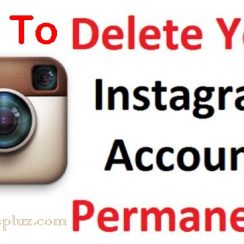 How to Delete Instagram Account | Deactivate Instagram Account