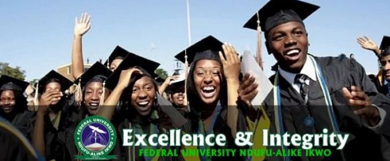 FUNAI 2016 Admission List Update