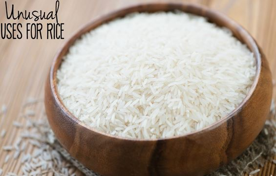 Amazing Unusual Uses For Rice
