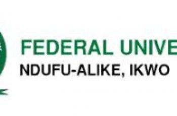 FUNAI FIRST BATCH ADMISSION LIST FOR 2016