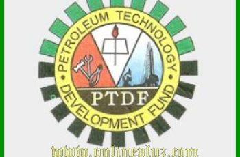 Apply For 2017/2018 PTDF SCHOLARSHIP SCHEME