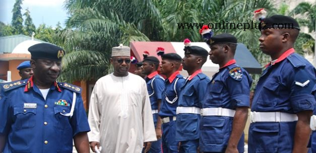 www.nscdc.gov.ng - Nigeria Civil Defence Recruitment