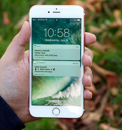 iphone Lock Screen App