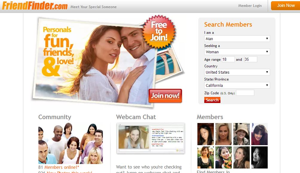How to create an online dating service