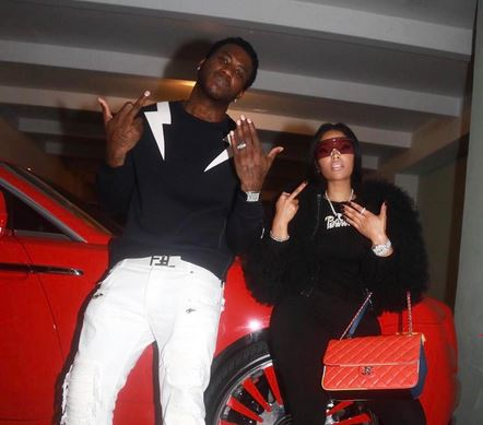 Gucci Mane and Nicki Minaj Finally reunite