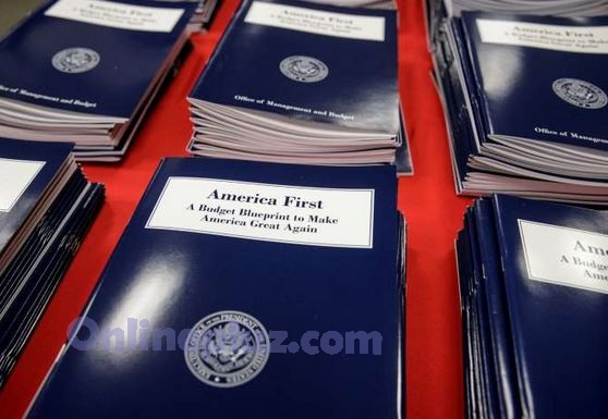President Donald Trump's First Budget