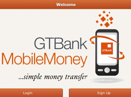 Gtbank Internet Banking App Free Download