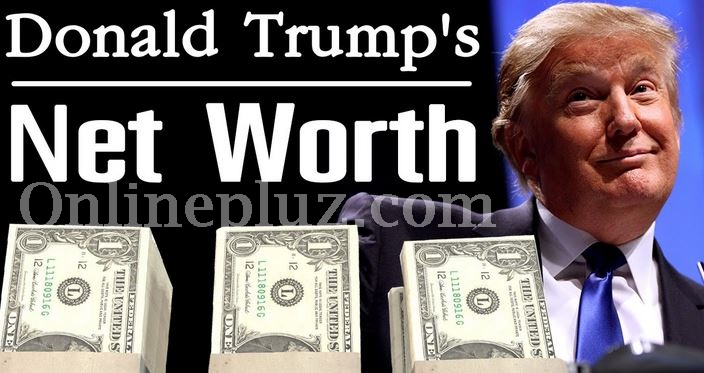 President Donald Trump's Net Worth