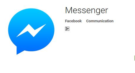 Download Facebook Messenger App