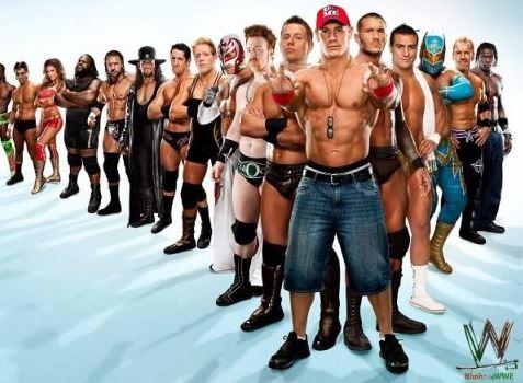 WWE Wrestlers Salaries 2017