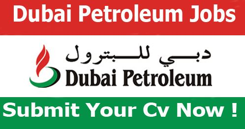 Dubai Petroleum Job Vacancies