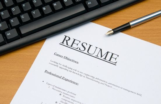 Write Good Resume For Job Application