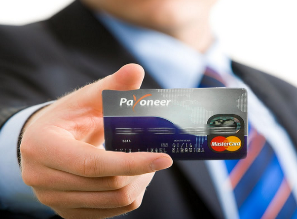 Sign Up For Payoneer Master Card