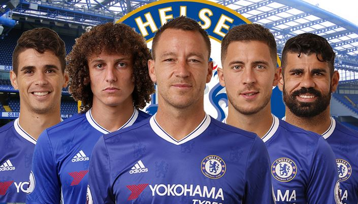 Chelsea Players Weekly Salary