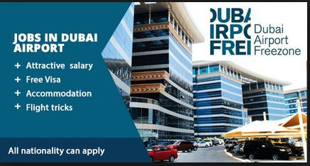 Dubai Airport Free Zone Jobs Vacancy
