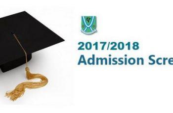 EBSU 2017 Post-UTME Form