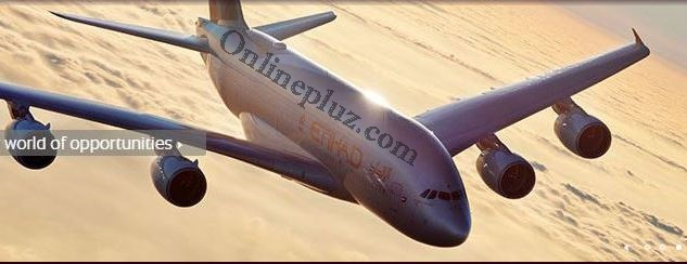 Apply For Etihad Airways Job