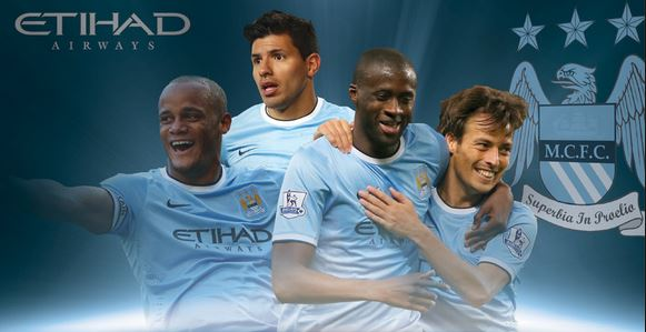 Manchester City Players Weekly Salary List