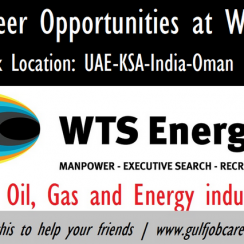 Graduate Trainees Recruitment For WTS Energy