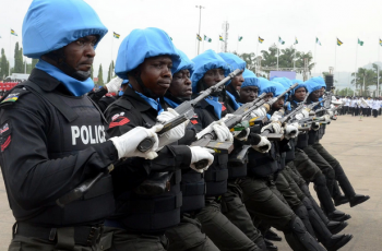 Nigeria Police Recruitment Application