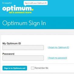 Optimum Email Login