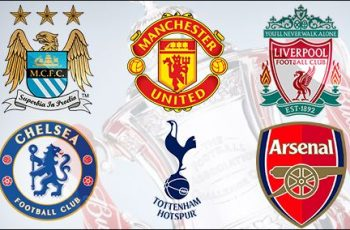English Premier League 2017/2018 Fixtures